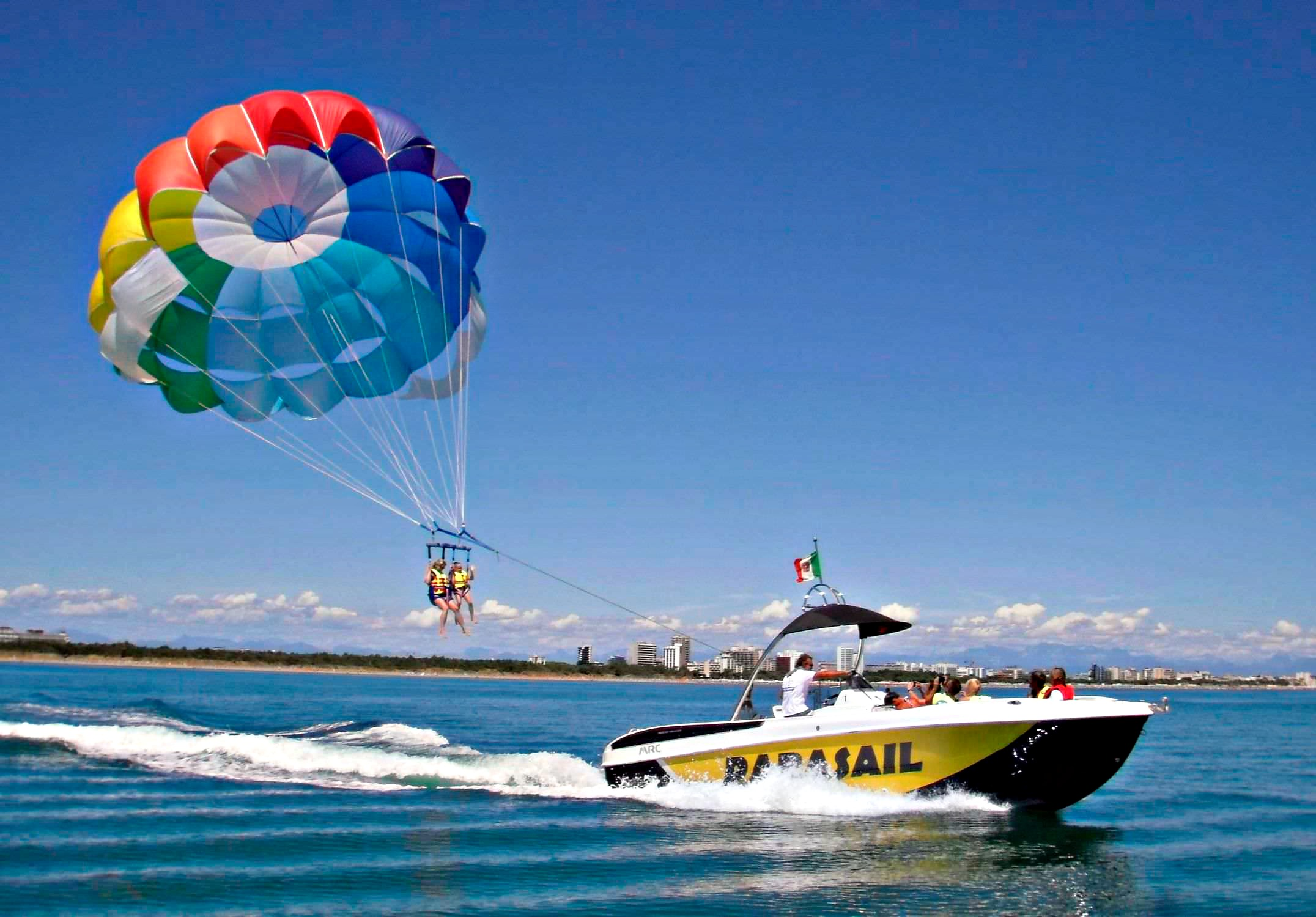 Parasailing Long Beach Travel Guide