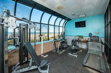 barclay towers exercise room