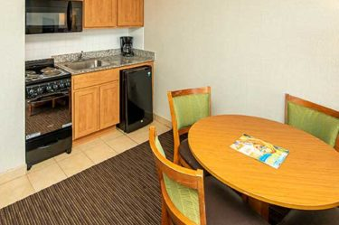 barclay towers kitchenette