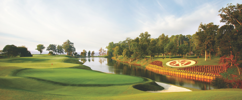 Kingsmill Resort Golf Courses