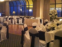 barclay banquet room ocean view