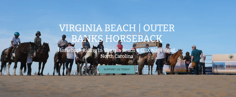 horse back riding virginia beach vs